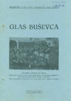 Ogranak Seljačke sloge – Glas Buševca br. 7